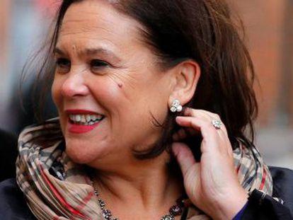 """La líder del partido más votado en las elecciones de Irlanda no reniega del pasado oscuro del """"brazo político del IRA"""""""
