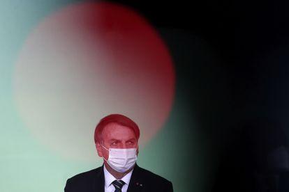 El presidente de Brasil, Jair Bolsonaro, en una imagen de archivo.