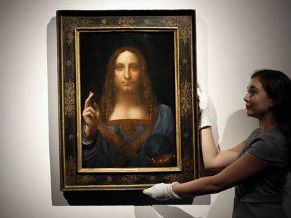 'Salvator Mundi', atribuido a Leonardo da Vinci. En vídeo, la polémica respecto a la autoría de la obra.