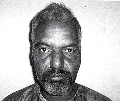Omar Saharaui, acusado por Mauritania de ser el autor material del secuestro de los tres cooperantes españoles