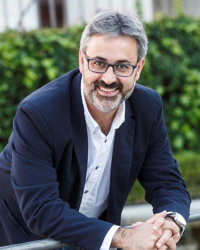 Ignacio Martín Granados, politólogo, vicepresidente de ACOP (Asociación de Comunicación Política).