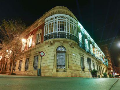 Edificio de la Diputación Provincial de Almería.