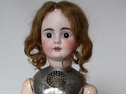 Las voces fantasmagóricas de las muñecas de Edison