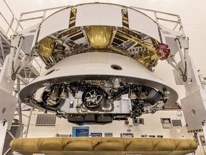 Imagen del rover espacial de la NASA 'Perseverance'. / NASA