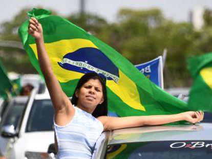 El candidato ultraconservador llega a la cita de este domingo con el respaldo del 40% de los votantes, según la última encuesta, frente al 25% de Haddad, el sucesor de Lula