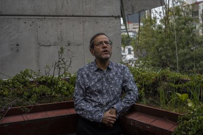 El historiador Federico Navarrete.