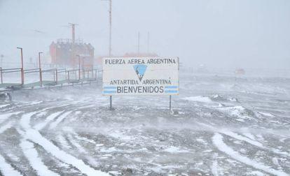 La Base Marambio es la más grande de las argentinas y ofrecerá 10 plazas turísticas.