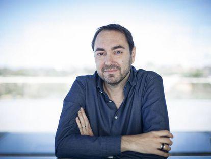 El escritor Nando López.