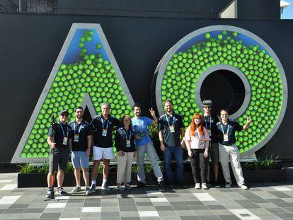 YBVR ofreció tenis inmersivo en el Open de Australia y en el Mutua Madrid Open.