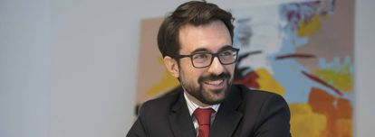 Javier Ruiz, director de inversiones y socio de Horos Asset Management.