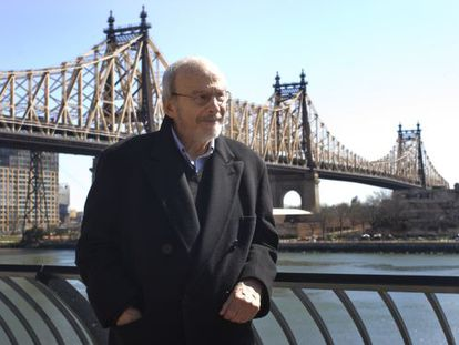 El escritor E. L. Doctorow.