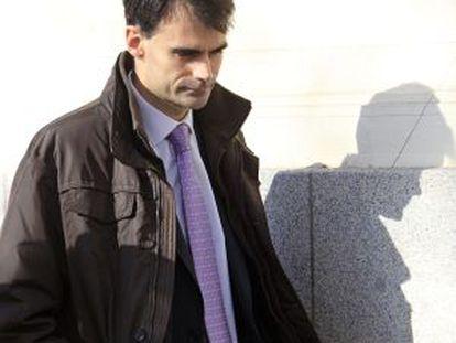 Pablo Ruz, magistrado de la Audiencia Nacional