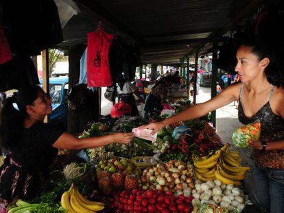 El vía crucis de la fruta centroamericana