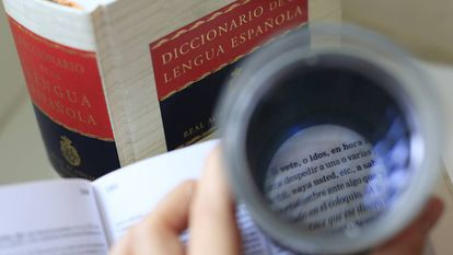 Idos, una conjugación del verbo ir, en el diccionario de la RAE.