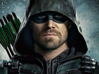 Imagen de la serie de televisión 'Green Arrow'.
