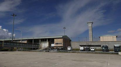 Cárcel de Soto del Real (Madrid), adonde irán los políticos varones para el juicio del 'procés'.