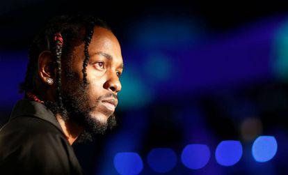 Kendrick Lamar, el pasado agosto en California.
