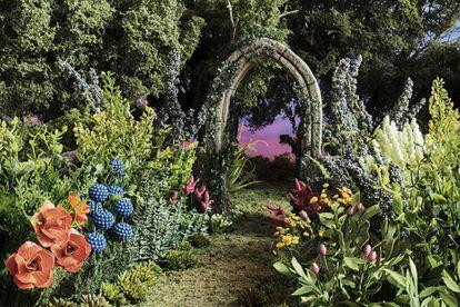 'Winter Garden' (2017), de Lori Nix y Kathleen Gerber.