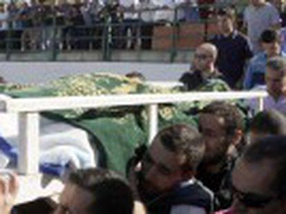 Una patrullera de la Marina Real disparó a la barca de los dos jóvenes melillenses, que fallecieron en el acto