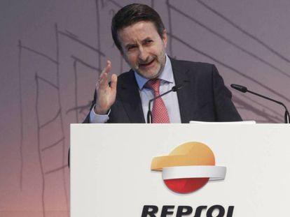 Josu Jon Imaz, consejero delegado de Repsol.