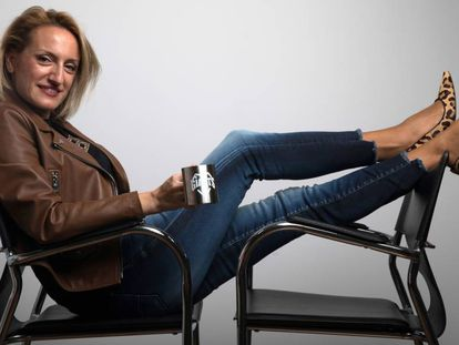 Virginia Calvo, copropietaria de Vodafone Giants.