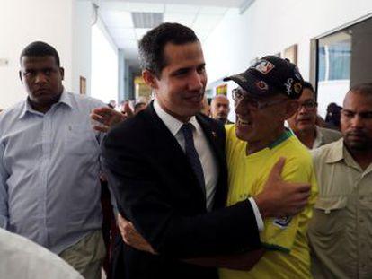 El tribunal de cuentas asegura que el presidente interino de Venezuela  ocultó o falseó  datos de su declaración de patrimonio y recibió dinero de instancias internacionales y nacionales sin justificar