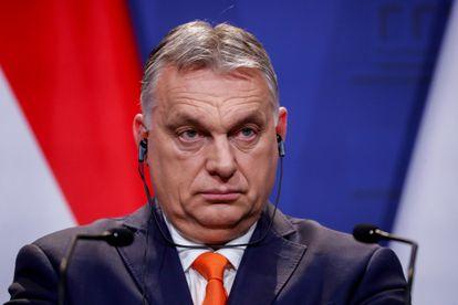 El primer ministro húngaro, Viktor Orbán, el 1 de abril de 2021 en Budapest.
