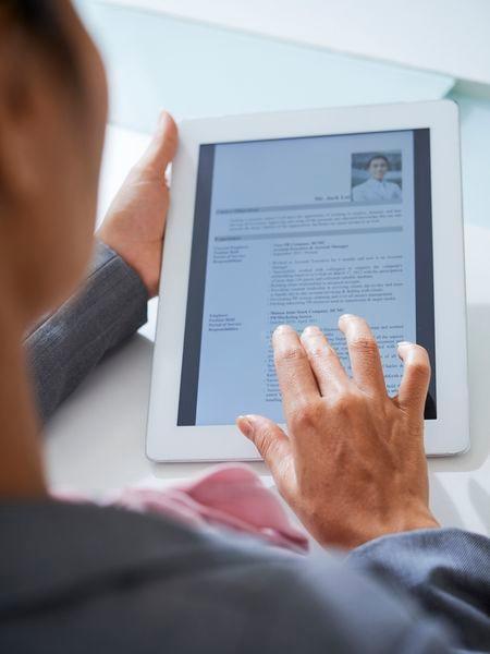 Herramientas digitales permiten al candidato evaluar sus fortalezas en relación al resto del equipo.