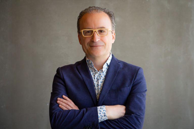 El economista Marcel Jansen.