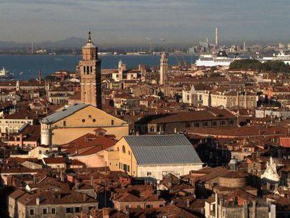 Imagen de Venecia, donde se van a vender algunas propiedades.