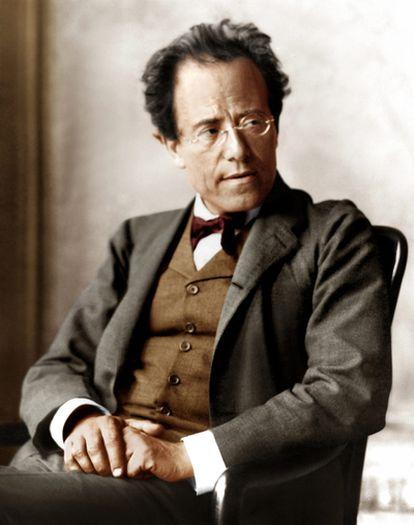 Tras la Segunda Guerra Mundial, los directores de orquesta encumbran a Gustav Mahler (1860-1911) a su dimensión crucial en la historia de todas las artes.