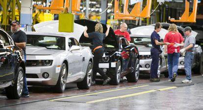 Planta de General Motors en Oshawa (Canadá)