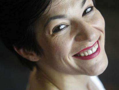 La cantante Elsa Robayo, 'La Shica'.