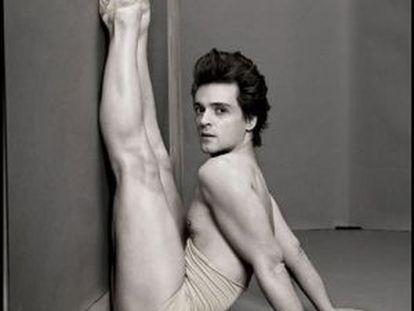 Angel Corella en una imagen promocional.