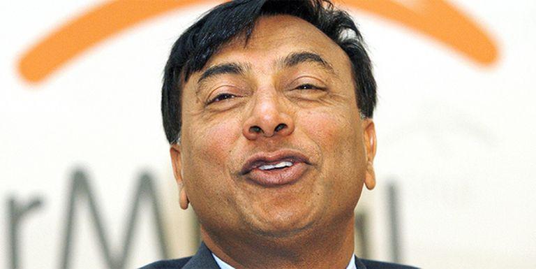 El empresrio indio Lakshmi Mittal, el más rico de Reino Unido