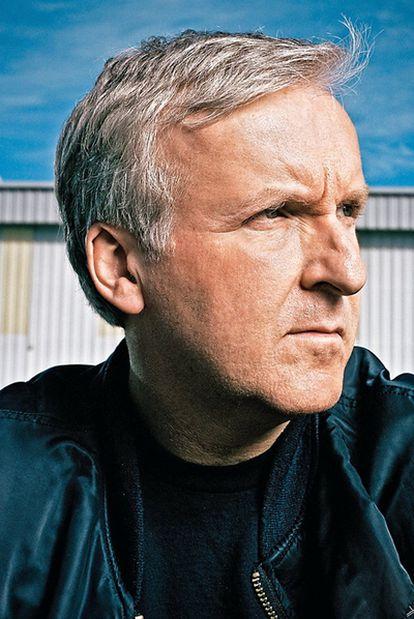 El director de cine James Cameron