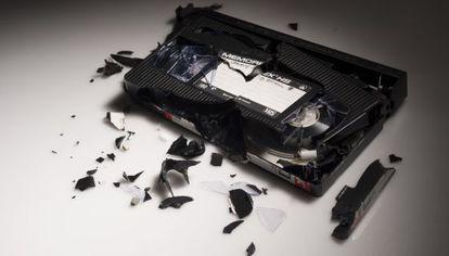 Una de las cintas pertenecientes al taller 'Video Plastique' que impartirá el artista Dirty Electronics.