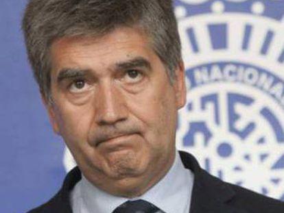Ignacio Cosidó, director general de la Policía.
