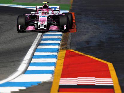 El GP de Alemania se celebra este fin de semana en el circuito de Hockenheimring