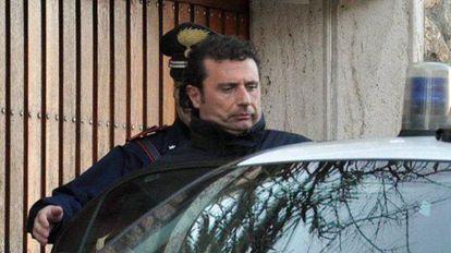 El comandante Francesco Schettino.