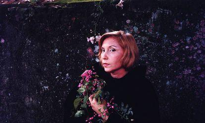 Clarice Lispector, retratada por la fotógrafa Maureen Bisilliat en agosto de 1969.