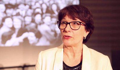 Sandra Kalniete,  Vicepresidenta del Grupo Popular Europeo.