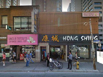 Restaurante Hong Shing, Toronto, Canadá.