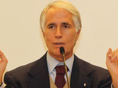 Giovanni Malagò, presidente del Comité Olímpico Italiano