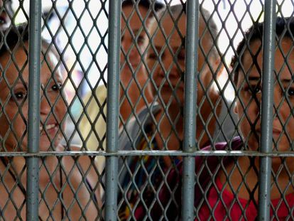 Centro penitenciario del Buen Pastor de Costa Rica.