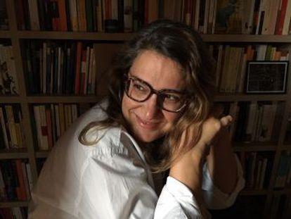 La escritora se ha vaciado emocionalmente para escribir  Madre , una novela de ficción que, sin embargo, tiene mucho de realidad