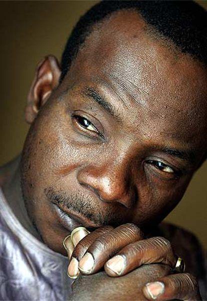 El músico Toumani Diabaté