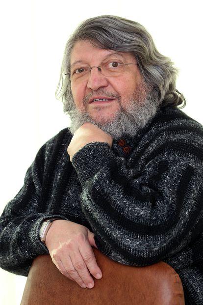 José Luis Pedreira, coordinador del grupo de trabajo para la salida de la infancia del confinamiento.