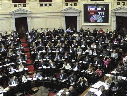 Cámara de Diputados de Argentina.
