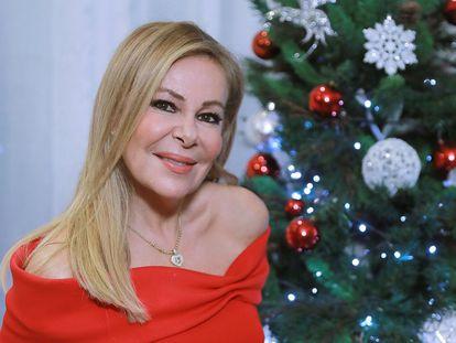 Ana Obregón, una de las encargadas de presentar este año las campanadas en RTVE.